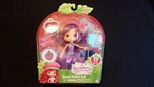 Strawberry Shortcake Doll Berry Beats Plum Pudding Purple with Teal Sun Glasses