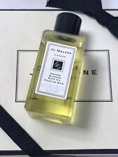 Jo Malone Orange Blossom Luxury Perfumed Bath Oil Travel Size Mini Gift 30ml