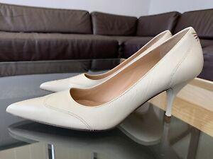 Brand New Paul Smith Shirley 75 Ivory Lancaster Shoes Size UK3 EU36