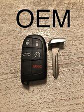OEM 2011-2018 Chrysler 300 Proximity Smart Key 5 BTN FCC : M3N-40821302