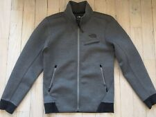 The North Face Thermal 3D Gray Jacket Full Zip Size S