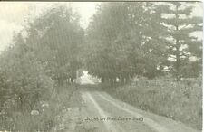 Gaines PA Pine Creek Road 1913