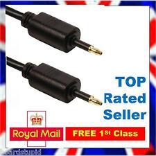 1m Mini Toslink A Mini Toslink Audio Cable De Plomo-óptica SPDIF Digital 3.5 mm