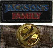 Michael Jackson Pins JACKSON'S FAMILY Pin Badge PROMO 1993