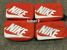 Nike Shoe Box Bag IN HAND Fast Shipping  - Orange Zip  - Shoebox  Jordan