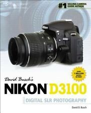 New listing David Busch's Nikon D3100 Guide to Digital Slr Photography (Good condition)