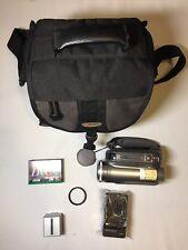 Panasonic PV-GS320 3CCD Mini DV Camcorder NTSC Silver