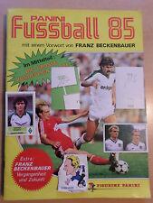 PANINI FUSSBALL BUNDESLIGA 1985 -10 AUS FAST ALLEN WÄHLEN -BITTE LESEN - SELTEN