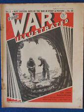 The War Illustrated Magazine - 7/6/1940 - Vol 2 - No 40 - WW2