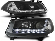 renault megane ii 2002 2003 2004 2005 headlights lpre16 led daylight