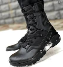 """Nike Hombres Para Botas De Campo especial SFB 2 8"""" - AO7507 001-Talla Reino Unido 12-Triple Negro"""