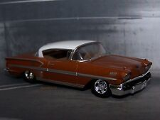 COLLECTIBLE 1958 58 CHEVY IMPALA DIECAST MODEL 1/64 SCALE DISPLAY OR DIORAMA