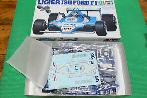 1/20 Tamiya Ligier JS11 Ford F1 Kit No. 20012 Laffite / Depallier