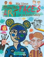Drawing Faces by Carolyn Franklin (author)