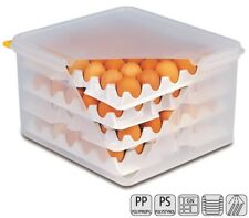 eier-box, para 4 POSICIONES A 30 huevos, 35,4 cm x 32,5 cm, 20,0 ALTURA, 2/3 GN