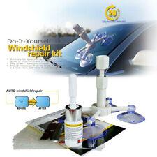 Auto Windshield Repair Kit Car Chip Windshield Glass Wind Screen Premium DIY