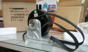 Precor Elliptical & Bike EFX 546i/556i/576i NEW Generator+Belt ASSY 50595 - 101