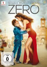ZERO - Bollywood Film DVD mit Shahrukh Khan