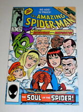 AMAZING SPIDER-MAN #274 W/ MEPHISTO  Free Shipping