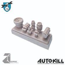 Zinge Industries - AutoKill - Gaslands - Test Pilot - 20mm scale S-DMH01