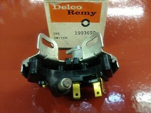 1964 CADILLAC w/ HYDRAMATIC TRANS DELCO REMY NEUTRAL SAFETY SWITCH NOS 1993650