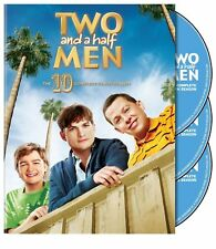 Two and a Half Men ~ Complete Tenth Season 10 Ten ~ BRAND NEW 3-DISC DVD SET
