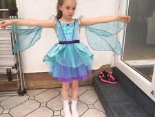 3-5 years Aqua Fairy Childrens Costume Tinker bell by Travis Dress Up By Design