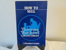 How To Sell Norman Rockwell Collectibles A Retailer's Guide PB 1983  Nancy Lewis