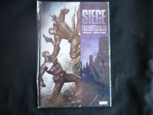 Siege Thunderbolts  Softcover  Graphic Novel  (b3)