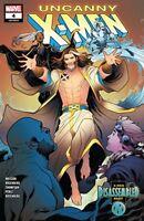 UNCANNY X-MEN #4 CVR A Marvel Comics 2018 NM 12/05/18