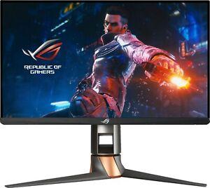 "ASUS ROG Swift PG259QN 24.5"" FHD 1920 x 1080 360 Hz G-SYNC HDR Gaming Monitor"