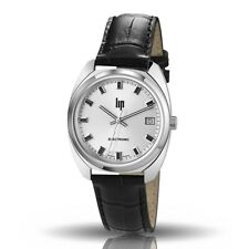 LIP Watch 671020 Unisex General de Gaulle GDG Classic Leather Made in France