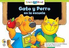 Gato y Perro En La Escuela = Cat and Dog at School (Bookbook - Detail Unspecifie