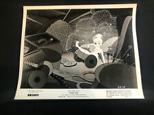"Vintage 1960's Disney Peter Pan Tinkerbell Press Photo 8x10"" PP-15"