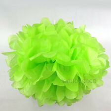 """6-12"""" Tissue Paper PomPom Flower Ball Wedding Party Home Outdoor Hanging Decor"""