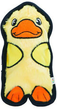 """OUTWARD HOUND - Invincible Minis Dog Toy Yellow Duck - 7.5"""" x 4.5"""" x 2.5"""""""