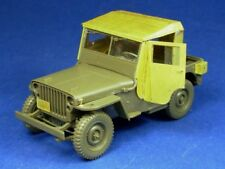 Minor 1/35 Half Hard-Top for WWII military Jeep