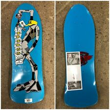 Powell Peralta Ray Barbee Old School Reissue Skateboard Deck Baby Blue