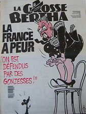 The Big Bertha No. 24 of June 1991 Cabu France a Fear