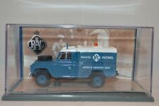 Corgi Toys 07414 RAC Land Rover    Model 1:43 mint in box