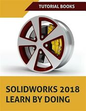 Solidworks 2018 Learn by Doing Part Assembly Drawings Sheet M by Books Tutorial