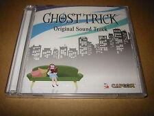 GHOST TRICK / Capcom Original SOUNDTRACK CD