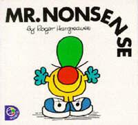 Mr.Nonsense (Mr. Men Library), Hargreaves, Roger, Very Good Book