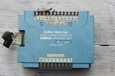 CUTLER-HAMMER CHM16 NATIONAL PL SEQUENCER PROGRAMMABLE CONTROLLER  EXPANDER UNIT