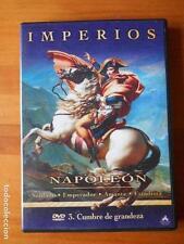 DVD IMPERIOS - NAPOLEON - 3. CUMBRE DE GRANDEZA (E7)