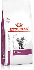 Royal Canin Vdiet Cat Renal Select - 4 Kg