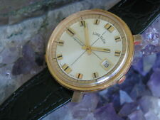 Vintage Lord Elgin Aquamaster Automatic Wrist Watch, Swiss-Made, ca 1960s