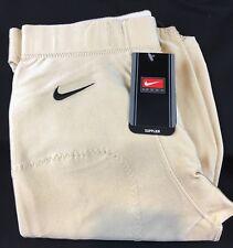 NWT Nike Boys 3XL XXXL Vegas Gold Youth Athletic Football Pants $30