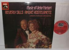ASD 3140 Music Of Victor Herbert Beverly Sills Andre Kostelanetz LSO