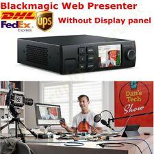 DHL Blackmagic Web Presenter Webstreaming Live Webstreaming Pusher SDI Switchers